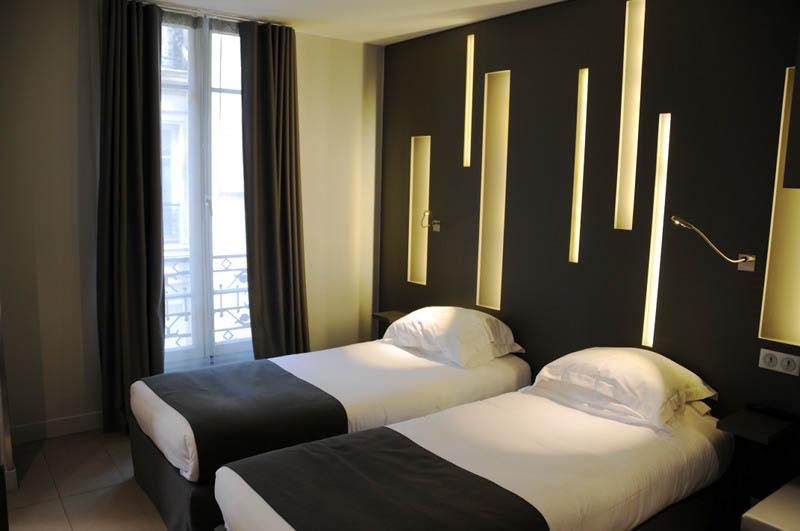 hotel arc de triomphe etoile - paris 17e - hotelaparis sur hôtel à