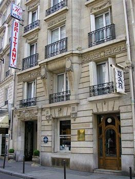 Exterieur hotel Brittany