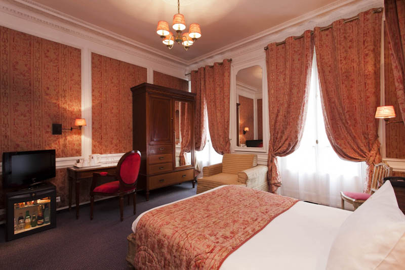 Chambre superieure hotel Belfast