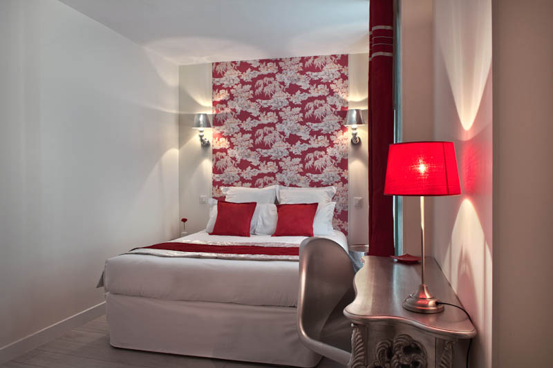 Chambre individuelle Hotel B Square