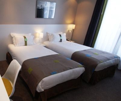 Chambre Hotel Holiday Inn Paris Auteuil