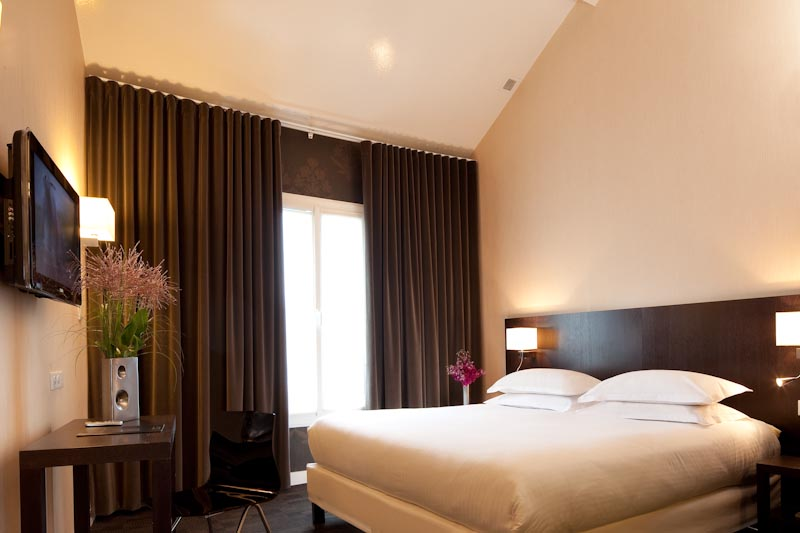 Best western bretagne montparnasse sur h tel paris for Ideal hotel montparnasse