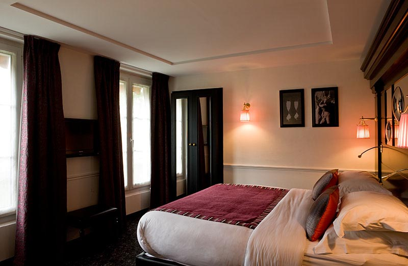 Chambre Hotel Observatoire Luxembourg