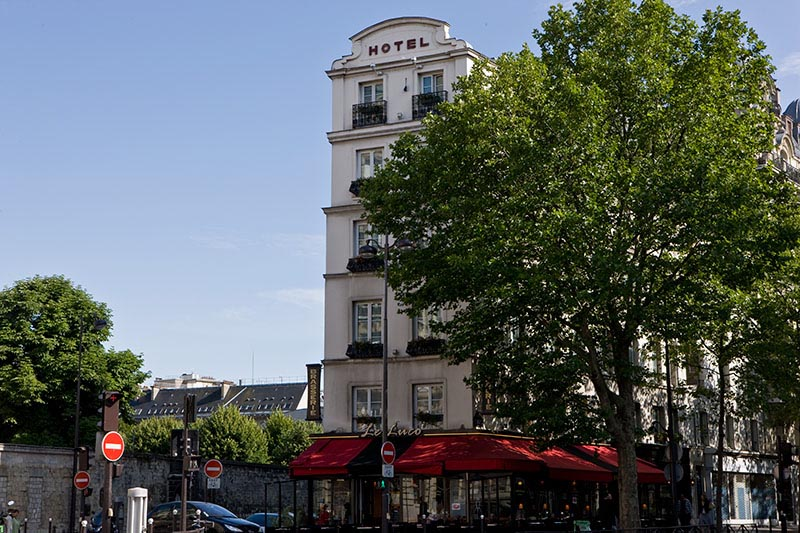 Exterieur Hotel Observatoire Luxembourg