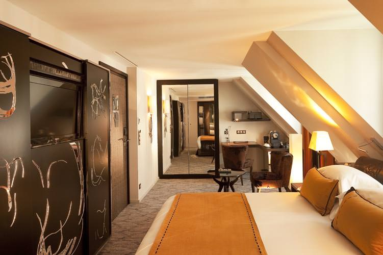 Hotel les jardins de la villa sur h tel paris for Hotel les jardins de la villa paris 17
