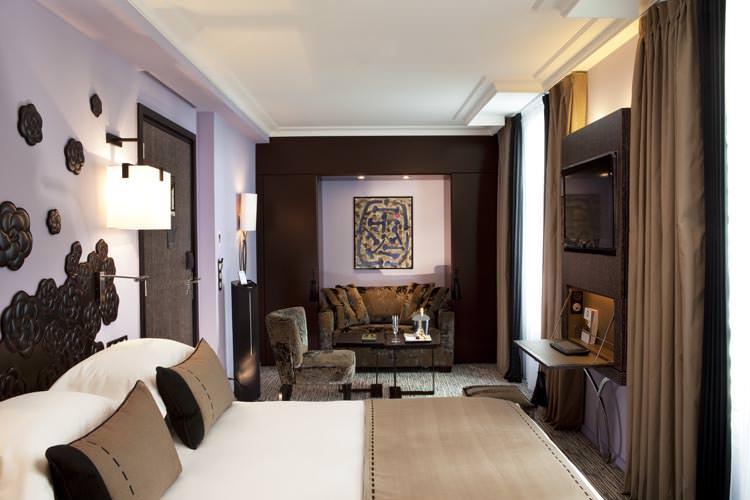 Hotel les jardins de la villa sur h tel paris for Les jardins de la villa 5 rue belidor 75017 paris