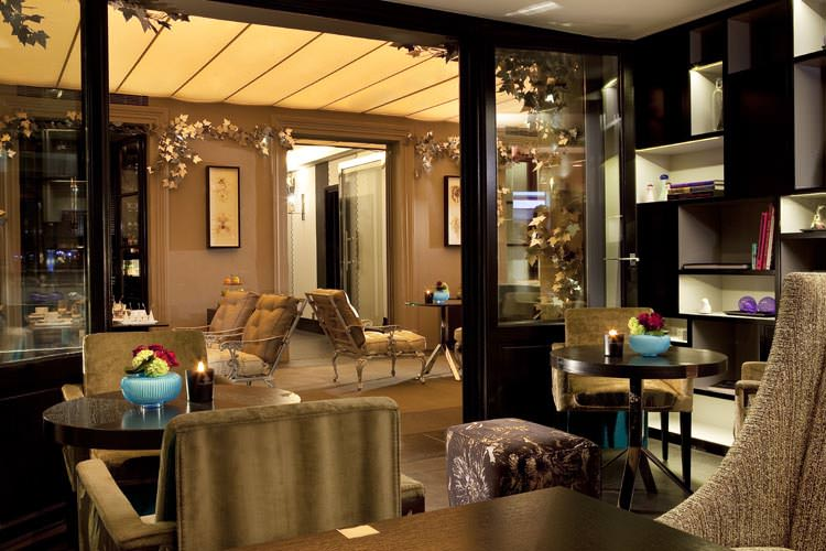 Hotel les jardins de la villa sur h tel paris for Hotel jardins de la villa paris