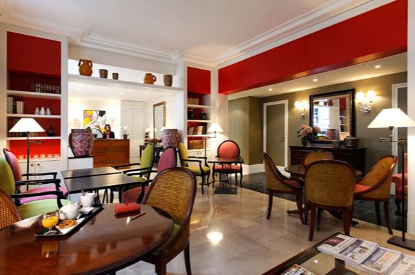 Hotel du bois sur h tel paris for Salon du bois paris