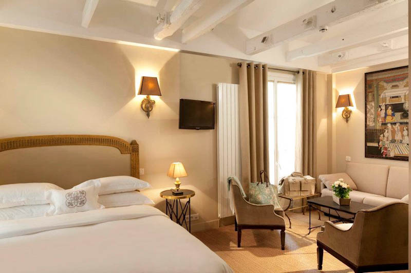 Junior Suite hotel Saint Germain
