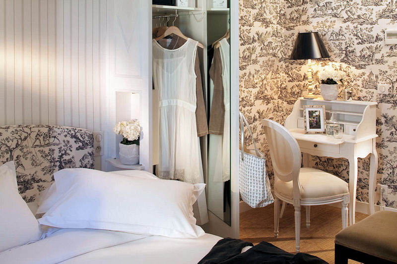 Chambre Hotel Saint Germain