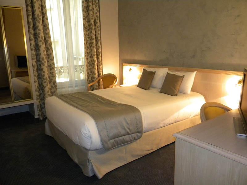 Hotel champerret elysees sur h tel paris - Chambre de commerce porte de champerret ...