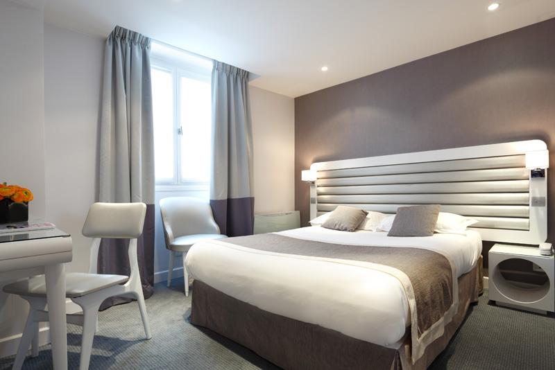 Hotel icone sur h tel paris for Chambre d hotel