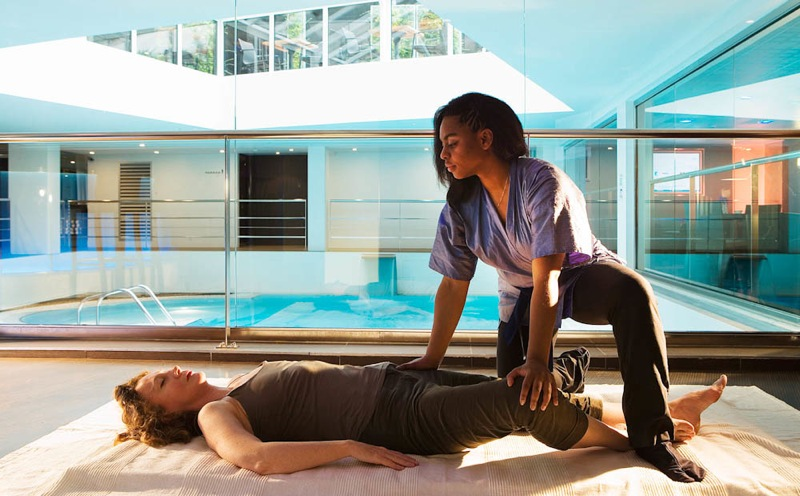 Hotel oceania porte de versailles sur h tel paris - Massage porte de versailles ...
