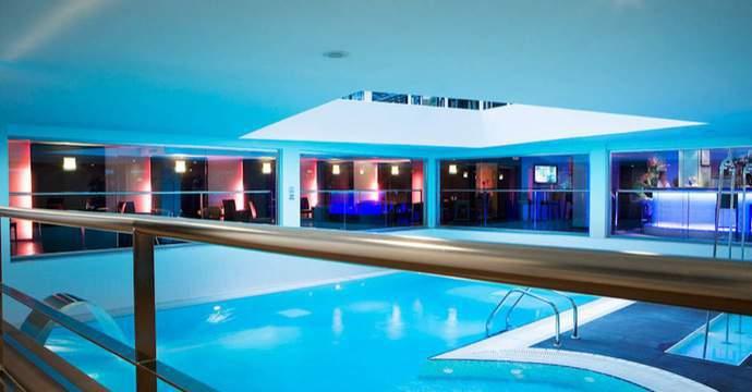 H tels paris avec piscine - Hotel avec piscine et jacuzzi dans la chambre ...