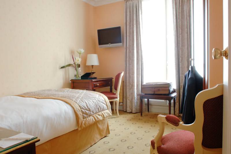 Chambre single hotel Mayfair