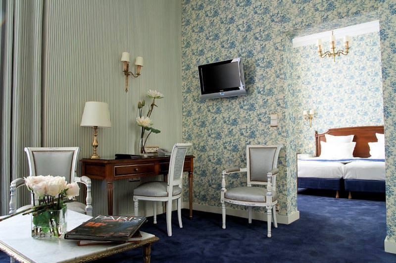 Junior suite hotel Mayfair