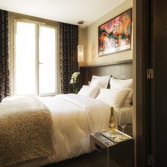 Chambre Hotel Beausejour Montmartre
