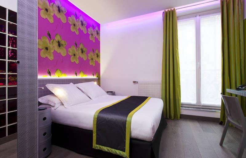 Hotel moderne saint germain sur h tel paris for Hotel design 75005