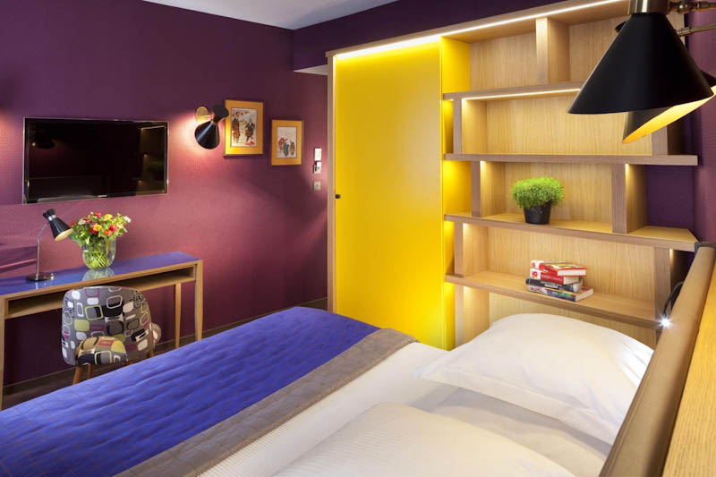 Chambre superieure Artus Hotel