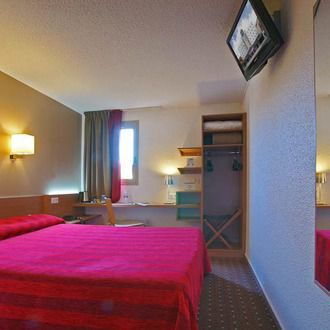 Chambre Hotel Kyriad Le Bourget