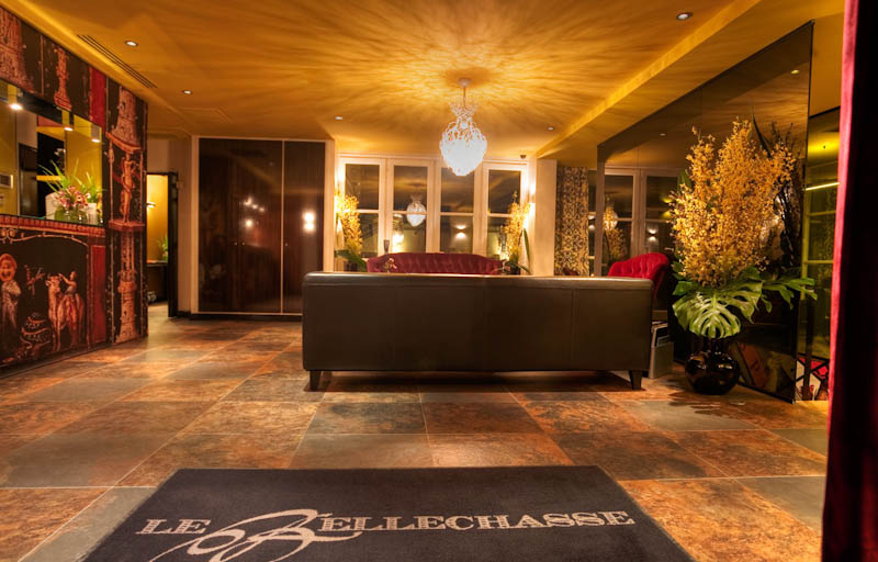 Reception hotel Bellechasse
