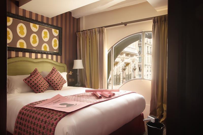 Hotel la maison favart sur h tel paris for La maison hotel
