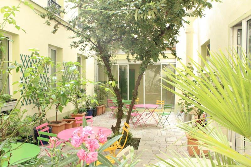 Hotel Kyriad Canal Saint Martin Republique Sur H U00f4tel  U00e0 Paris