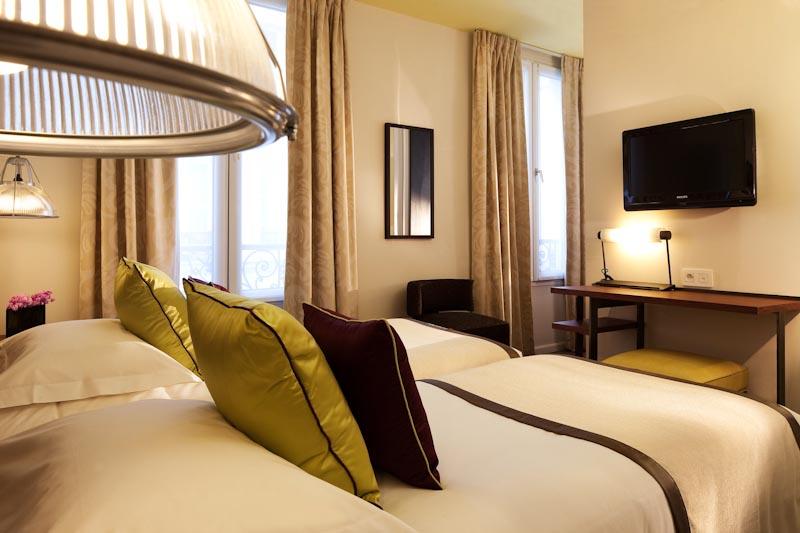 Hotel Paris Marais  Etoiles