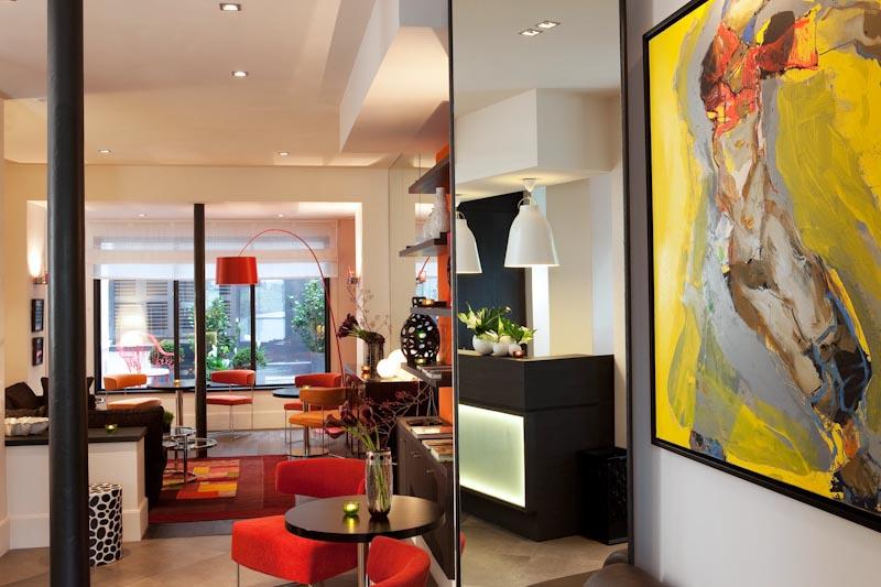 Hotel bw marais bastille sur h tel paris - Salon de the bastille ...