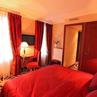H tels 4 toiles paris for Hotel paris chambre 4 personnes