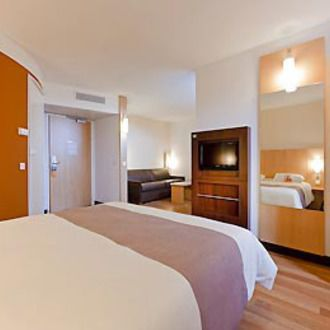 Chambre Hotel Ibis Aeroport Roissy Charles de Gaulle