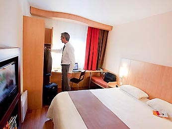Hotel ibis aeroport roissy cdg sur h tel for Roissy chambres