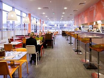 Restaurant Hotel Ibis Charles De Gaulle