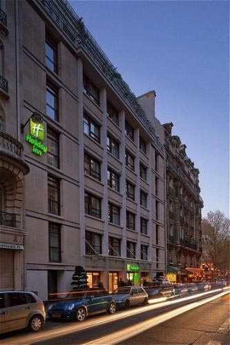 Exterieur Hotel Holiday Inn Notre Dame