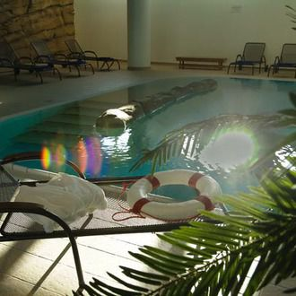 Piscine hotel Dream Castle