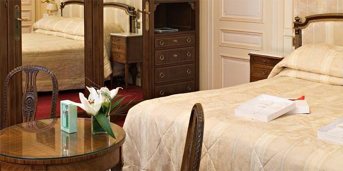 Chambre Deluxe Hotel Raphael