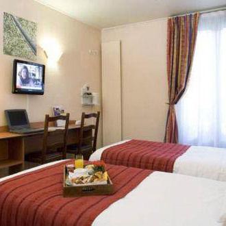 Hotel kyriad italie gobelins paris 13e sur for Prix chambre kyriad