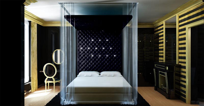 Chambre Gold Hotel Angely