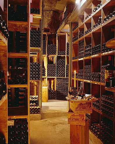 cave a vin georges v