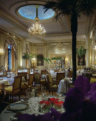 Restaurant Le Cinq Hotel George V
