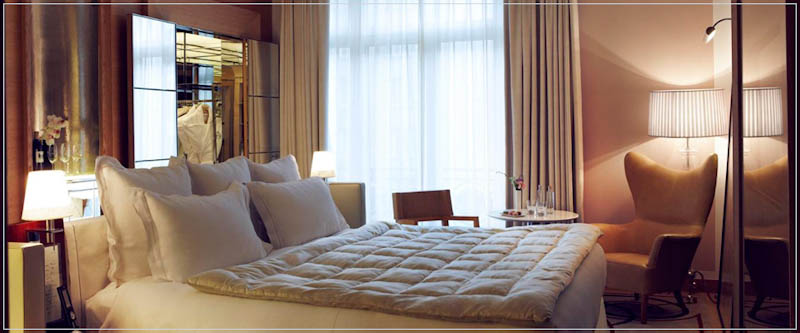 Hotel royal monceau raffles paris 8e sur h tel paris for Chambre 5 etoiles