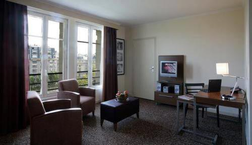 Appartement Citadines Saint Germain des Pres