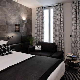 Chambre deluxe Grey Hotel