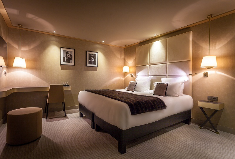 Hotel armoni paris 17e sur h tel paris for Hotel chambre 13