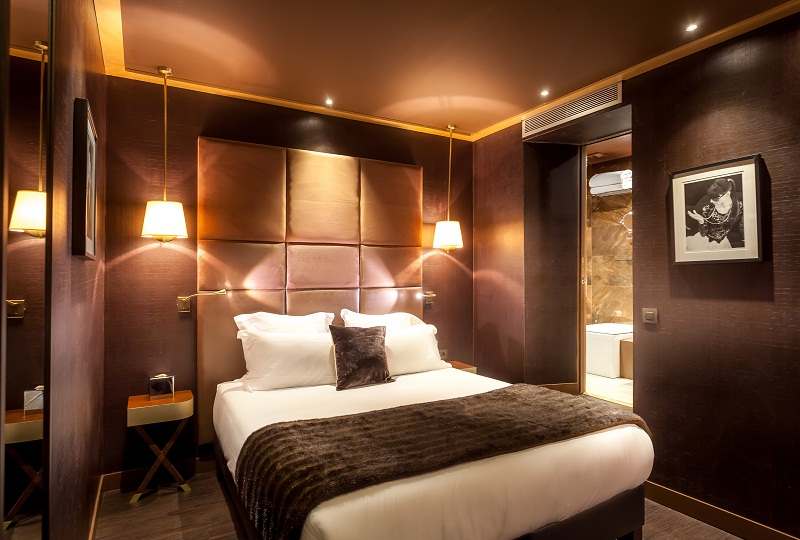 Hotel armoni paris 17e sur h tel paris for Chambre de hotel france