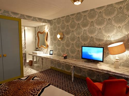 Chambre Hotel Thoumieux