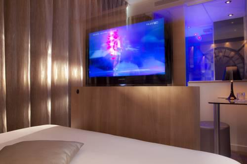 Hotel design secret de paris sur h tel paris for Design secret hotel