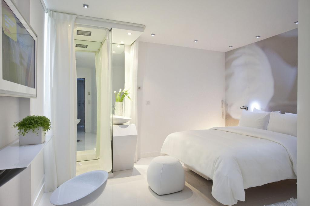 Blc design hotel sur h tel paris for Hotel design paris 3eme