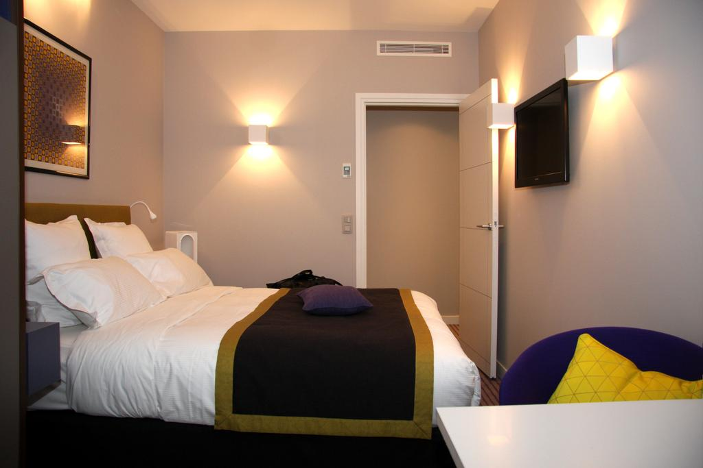 Hotel Mareuil Chambre