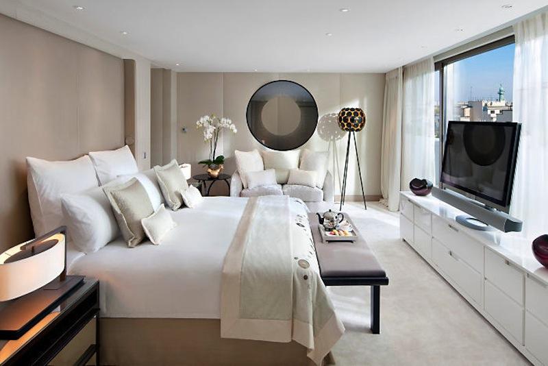 Le mandarin oriental sur h tel paris for Chambre de hotel france